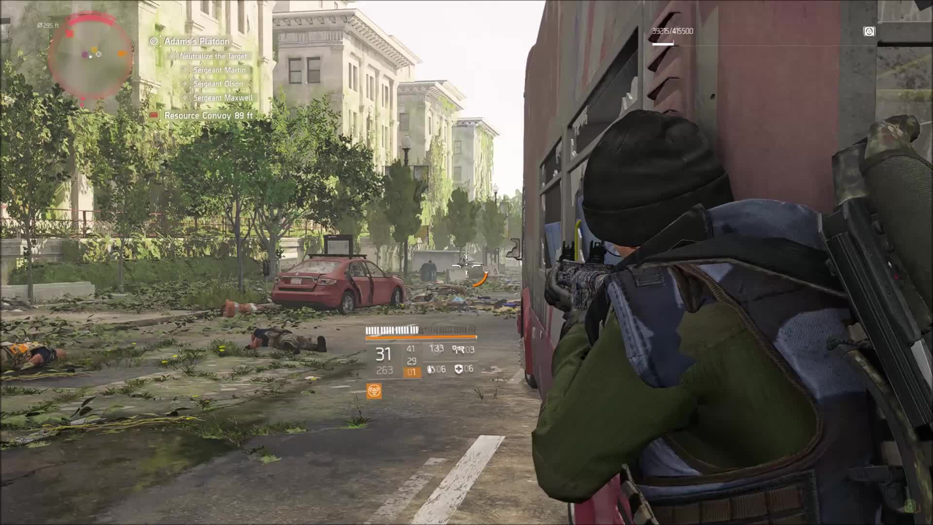The Division 2, excuse me what GIFs