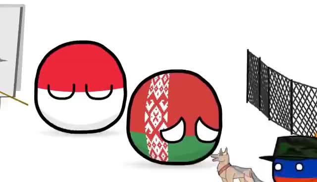 Watch and share COUNTRYBALLS № 16 | Граница На Замке GIFs on Gfycat