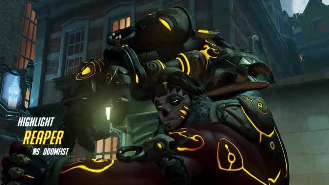 Watch and share Overwatch GIFs and Spawncamp GIFs by Reaper on Gfycat