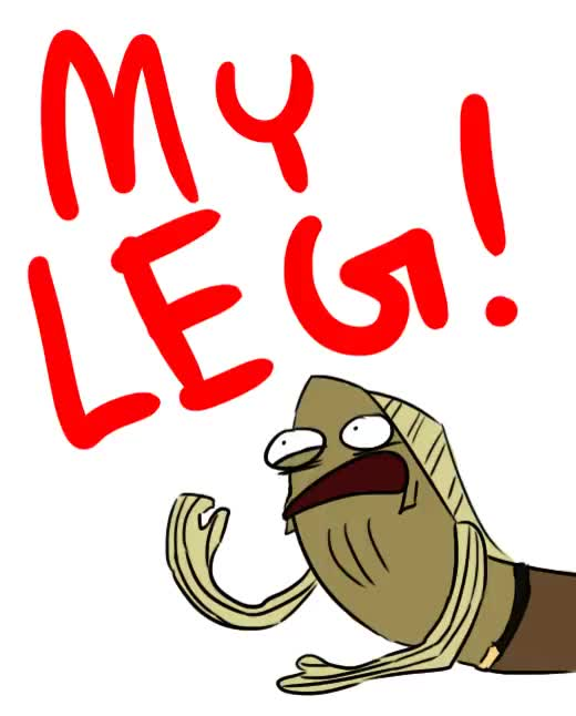 Watch and share My Leg! GIFs on Gfycat