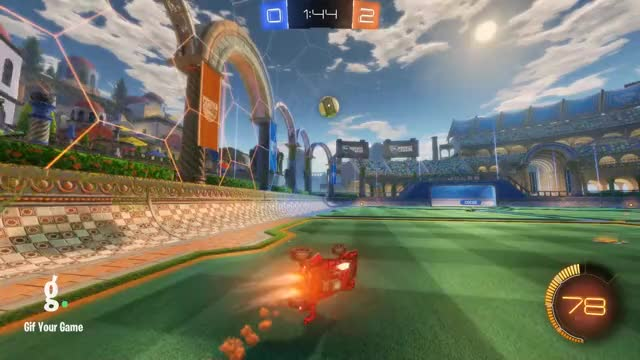 Watch Goal 3: Cocos GIF by Gif Your Game (@gifyourgame) on Gfycat. Discover more Gif Your Game, GifYourGame, Manu™, Rocket League, RocketLeague GIFs on Gfycat