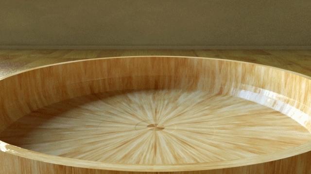 haikuwoot, High Viscosity Specular Bowl GIFs