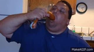 Watch and share JoeysWorldTour - Chorizo Sausage Challenge!!!! (Re-Uploaded) GIFs on Gfycat