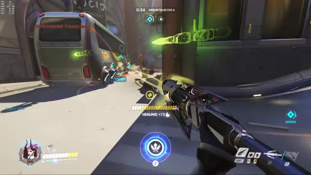 Watch Flat Tire GIF by BN-Games.com (@bngamesreviews) on Gfycat. Discover more mercy, overwatch GIFs on Gfycat