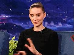 Watch and share Rooney Mara GIFs on Gfycat