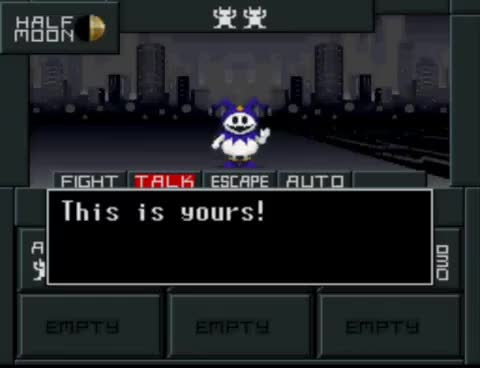 Watch and share SMT II- Pervy Jack Frost GIFs on Gfycat