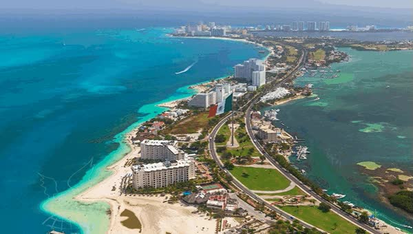 Watch and share Roundtrip Flights To Cancun GIFs on Gfycat
