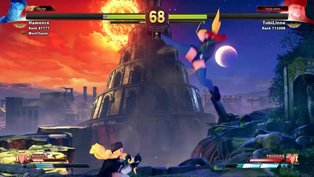 Watch and share Street Fighter V 2020.03.11 - 19.32.57.05 Trim GIFs by tobilinne on Gfycat