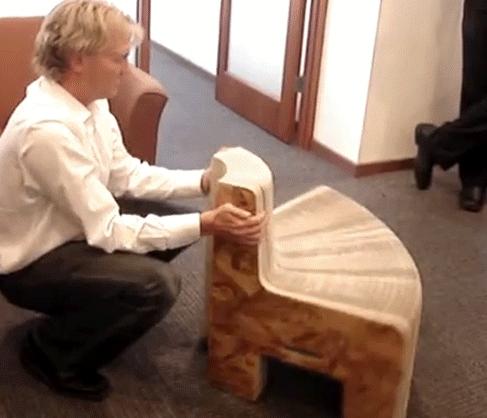 beamazed, interestingasfuck, Flexible Furniture GIFs