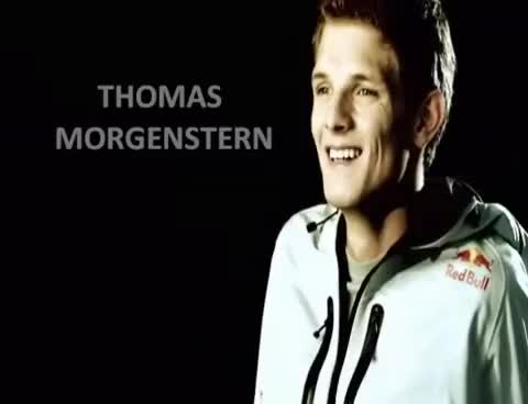 Watch and share Thomas Morgenstern GIFs and Ski Jumping GIFs on Gfycat