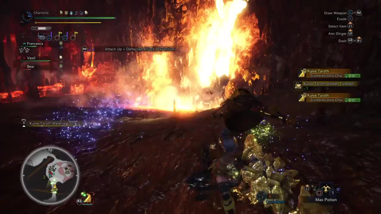 Kulve Tarroth Gifs Search | Search & Share on Homdor