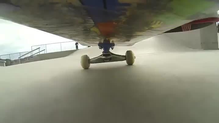 GoPro skateboarding GIFs