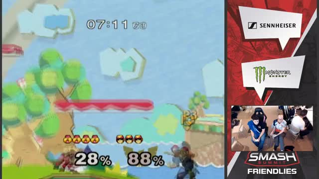 mew2king vs n0ne friendlies