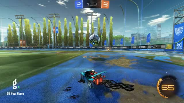 Watch Goal 6: Sicario GIF by Gif Your Game (@gifyourgame) on Gfycat. Discover more Gif Your Game, GifYourGame, Goal, Rocket League, RocketLeague, Sicario GIFs on Gfycat
