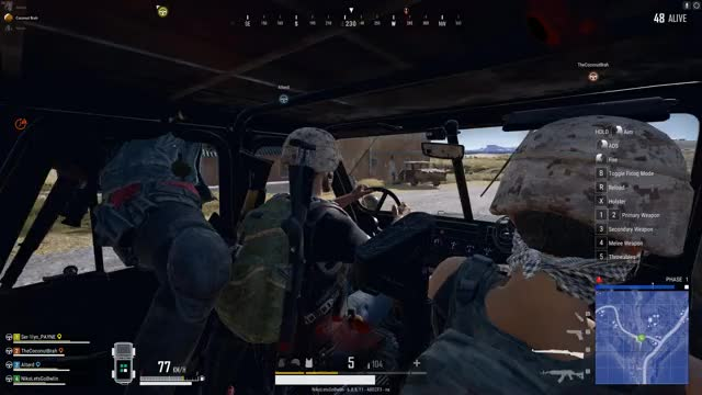 Watch and share Vlc-record-2019-08-09-14h12m08s-PLAYERUNKNOWN GIFs on Gfycat