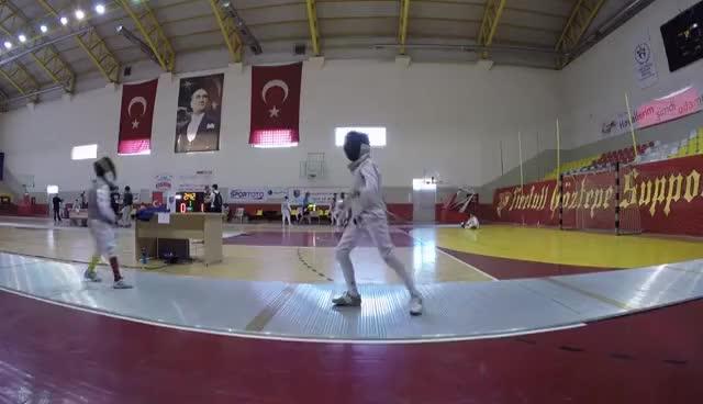 fencing, foil, galibiyet, gozetepe, izmir, sayi, fencing GIFs