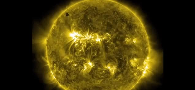 Watch and share Sun And Venus GIFs on Gfycat