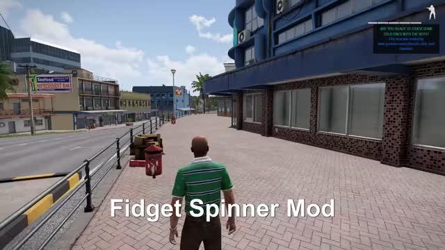 ARMA 3: Metropolis Life Mod — 10,000 MPH Fidget Spinner!