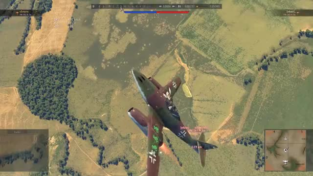 Watch and share #warthunder #me262 #arcade GIFs by v3ntore on Gfycat