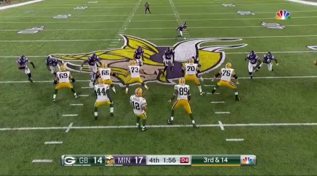 Watch and share Trae Waynes' Unforgettable Interception Vs. Packers (2016, Week 2) GIFs by NFL Guy on Gfycat