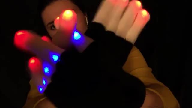 Light Butteryfly sleep relaxing relax prim asmr light triggers led lights hand movements finger flutters click sounds asmr Entertainment GIF