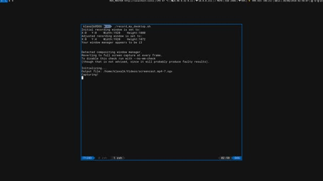 Watch and share Linux GIFs and I3wm GIFs by klaxalk on Gfycat