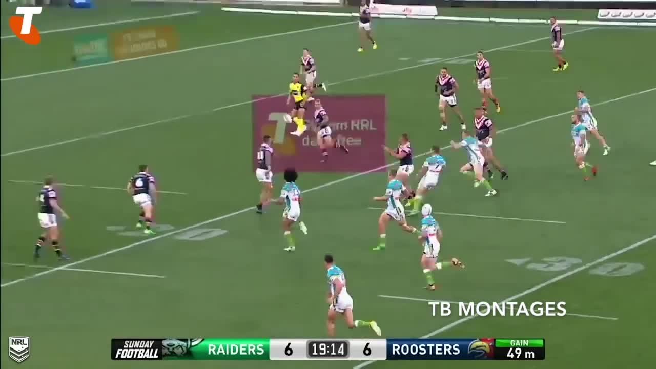 2017, Biggest Hits, Huge tackles, NRL 2017, Rugby League, TBM, Tb Montages, nrl, tackle, NRL 2017 BIGGEST HITS GIFs