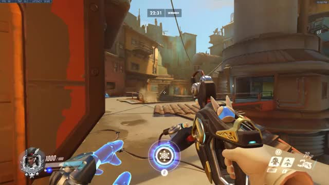 Watch and share Overwatch GIFs by ScroogeD on Gfycat