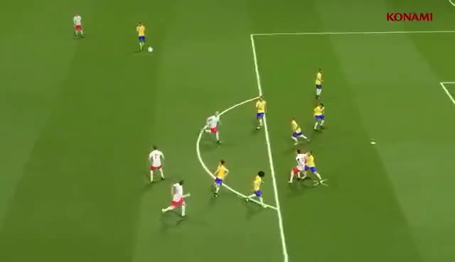 Watch and share PES 2018 Gamescom Trailer GIFs on Gfycat