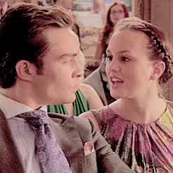 Watch We're inevitable, Waldorf. GIF on Gfycat. Discover more cbpositivitynet, chair, chair shippers club, chairedit, chuck x blair, ed westwick, ggedit, leighton meester, mine, mine: gg, my stuff, otp: you sure GIFs on Gfycat