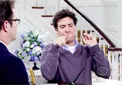 Watch and share Josh Radnor GIFs and Fingerguns GIFs by Reactions on Gfycat