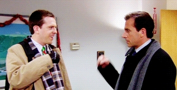 The Office Fist Bump. GIFs