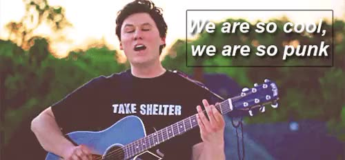 Watch The Front Bottoms Twelve Feet Deep Gif On Gfycat Discover More Acoustic