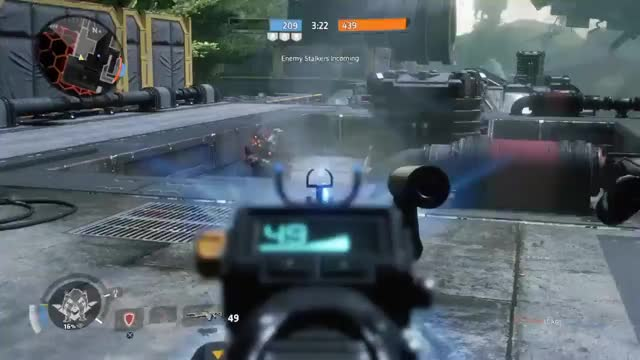 Watch Fire with fire GIF on Gfycat. Discover more ps4share, sony interactive entertainment, titanfall GIFs on Gfycat