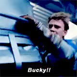 Watch and share Steve X Bucky GIFs and Bucky Barnes GIFs on Gfycat