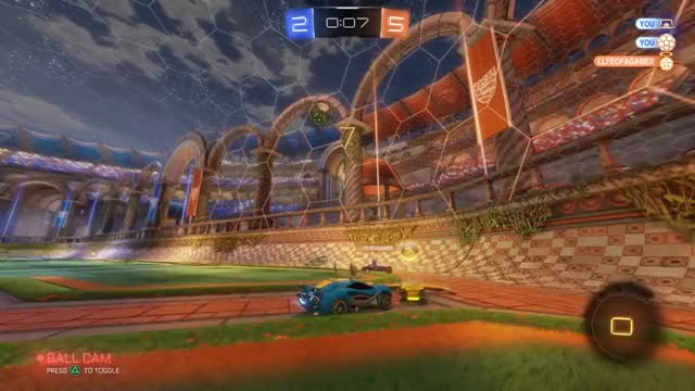 Watch and share Rocket League GIFs and Ps4 GIFs on Gfycat