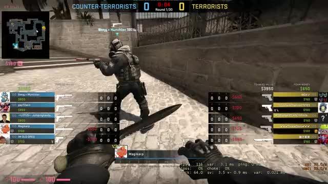 Watch and share Mirage Pistol 4K GIFs by elijahadkt on Gfycat