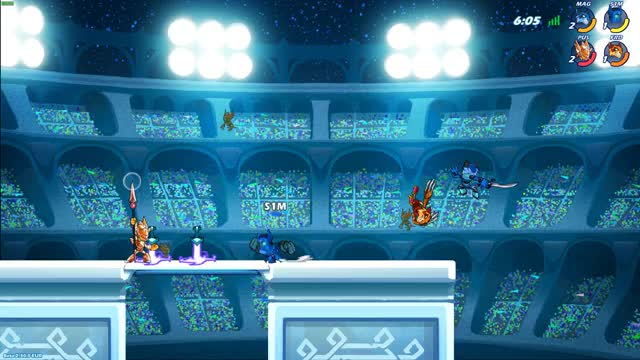 Watch and share Brawlhalla GIFs and Gaming GIFs by Simon Dahlin on Gfycat