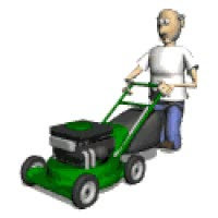 Watch and share Cutting Grass Gif GIFs on Gfycat