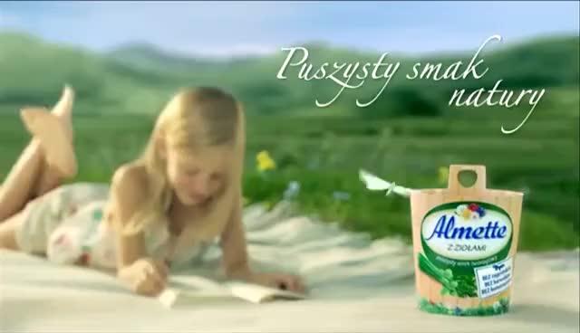 "Watch and share Reklama Almette 2012 - ""A Co To Są Zagęstniki?"" GIFs on Gfycat"