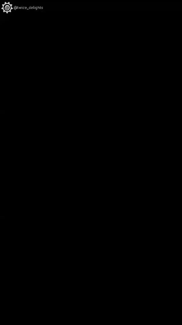 Watch and share Twice_delights - #TWICE #트와이스 Logo Live Wallpaper Ver1.0 #b3d #twicefanart GIFs on Gfycat