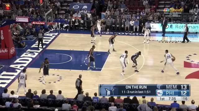 Watch and share Simmons PNR Assist_Memphis GIFs by Ben Mallis on Gfycat