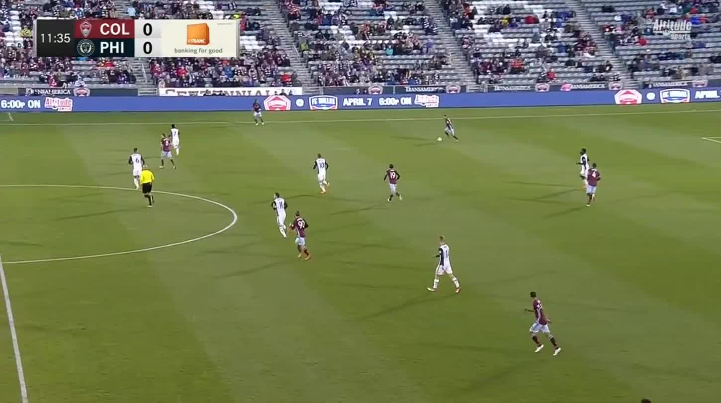 COL first half attacking system GIFs