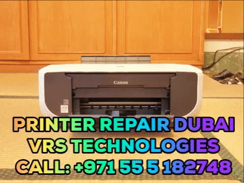 Watch and share Printer Repair Dubai - Printer Services GIFs on Gfycat