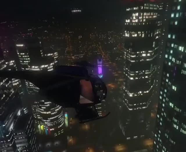 MLG Landing