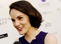 Watch and share Literal Sunshine GIFs and Michelle Dockery GIFs on Gfycat