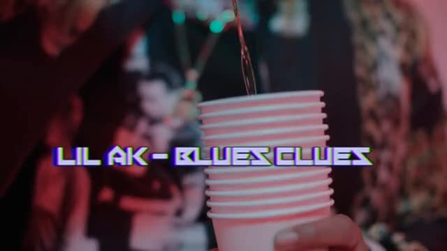 Lil AK- Blues Clues [Official Video]