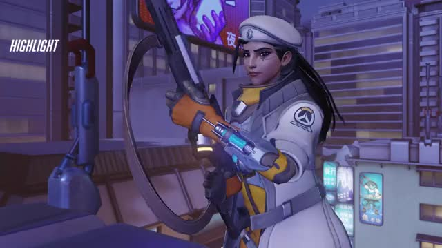Watch and share Highlight GIFs and Overwatch GIFs by helmerdrake on Gfycat