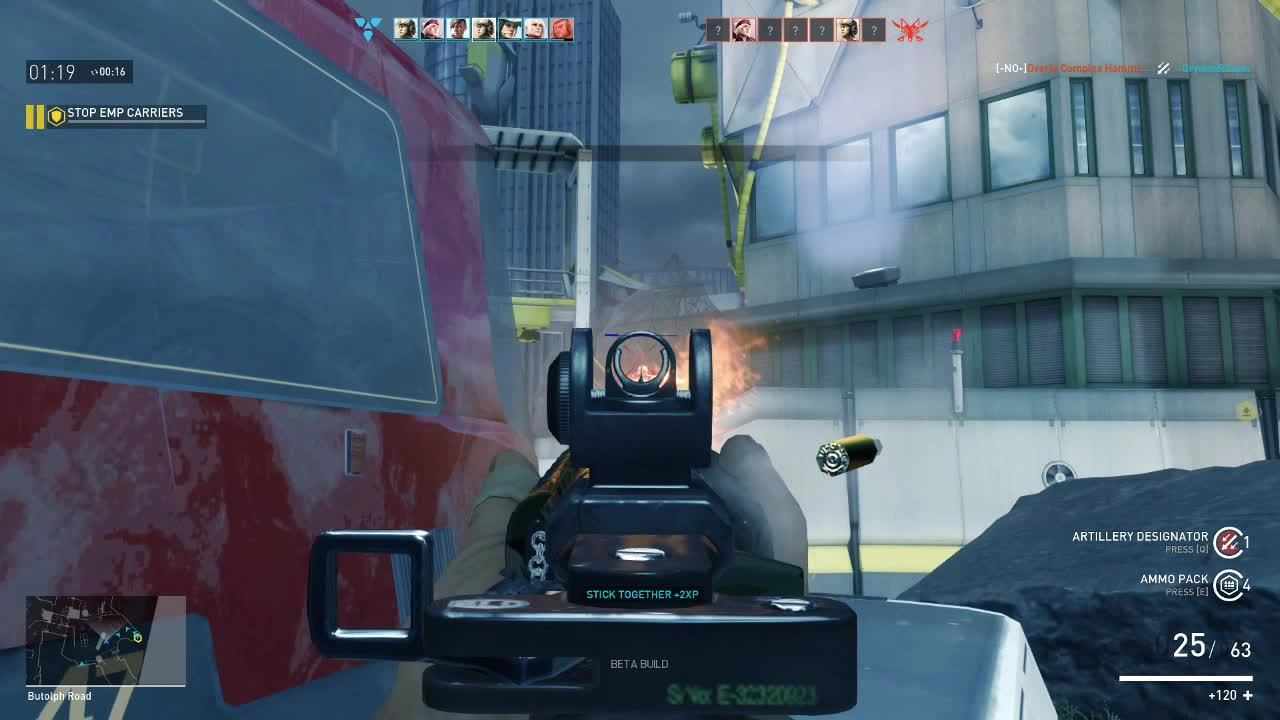 dirtybomb, and through walls now GIFs