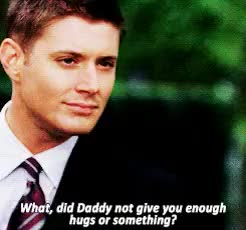 Watch and share Dean Winchester GIFs and Jensen Ackles GIFs on Gfycat